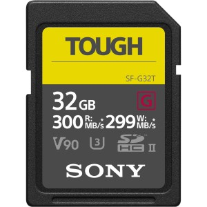 Karta pamięci Sony SDHC 32GB SF-G TOUGH