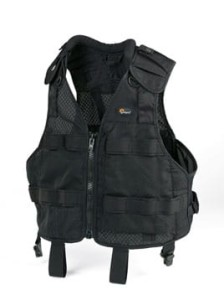 Kamizelka Lowepro S&F Technical Vest (S/M)