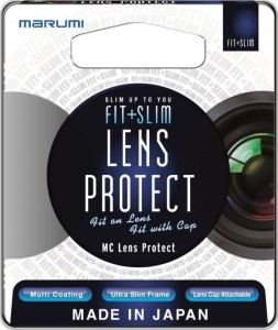 Filtr Marumi Fit + Slim Lens Protect 58mm
