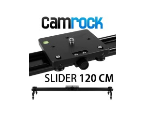 CAMROCK Slider Video VSL120S - 120cm