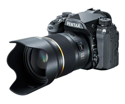 Zestaw lustrzanka Pentax K-1 Mark II + obiektyw Pentax HD DFA 50mm F1/4 SDM AW
