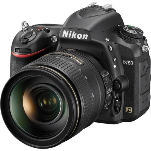 Nikon D750 + Nikkor 24-120 mm f4G VR