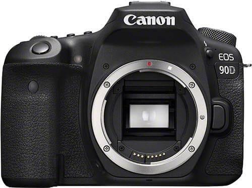 Lustrzanka Canon EOS 90D