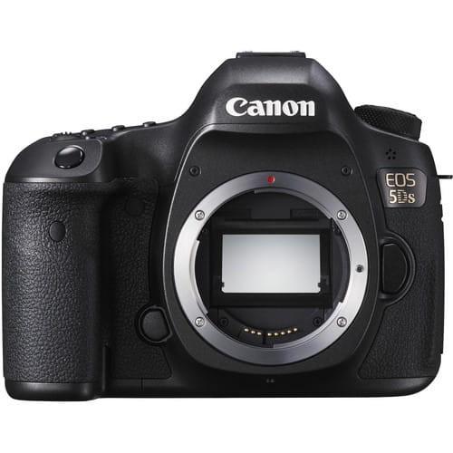 Lustrzanka Canon EOS 5DS - body