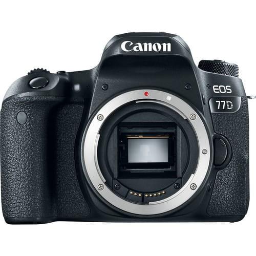 Lustrzanka Canon EOS 77D - body