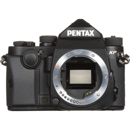 Lustrzanka Pentax KP - body - czarny