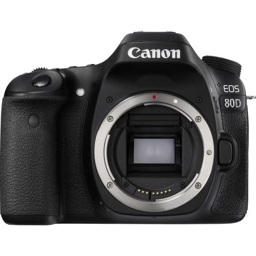 Lustrzanka Canon EOS 80D (body)