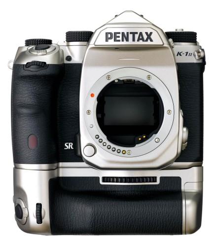 Lustrzanka Pentax K-1 Mark II Silver Edition