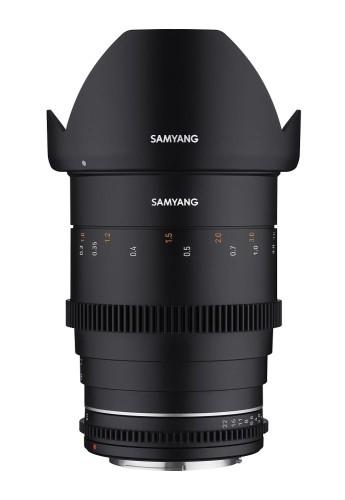 Obiektyw Samyang 35mm T1.5 VDSLR MK2 MFT