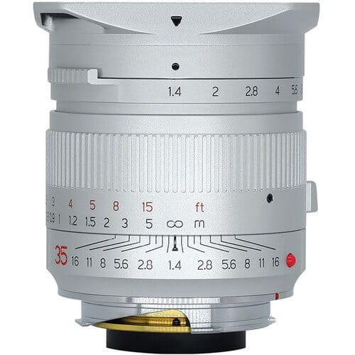 Obiektyw TTArtisan 35mm F1.4 Leica M Srebrny