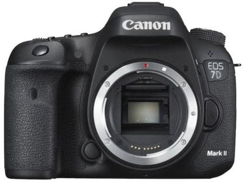 Lustrzanka Canon EOS 7D Mark II - body