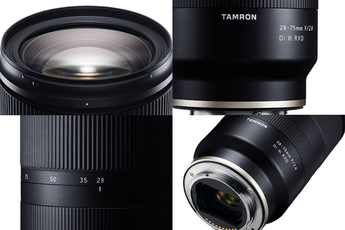 tamron 28-75mm f/2.8 do iii rxd do sony e-mount
