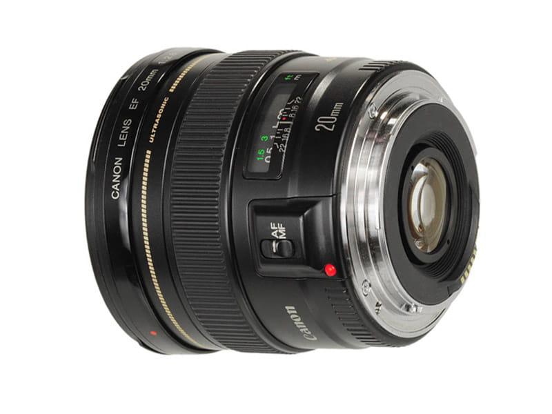Obiektyw Canon EF 20mm f/2,8 USM