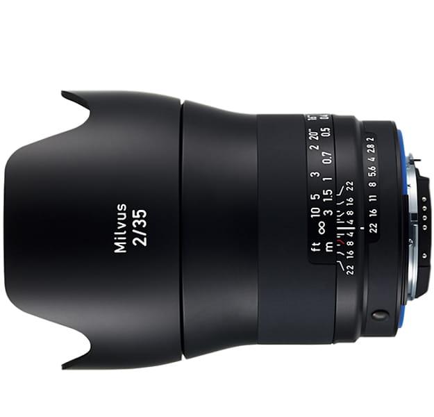 39ebcd2ed Obiektyw Carl Zeiss 35mm f/2 Milvus ZF.2 (Nikon). Kod produktu:  4047865401036