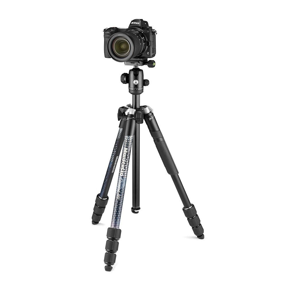 Manfrotto Element MII Alu czarny MKELMII4BK-BH