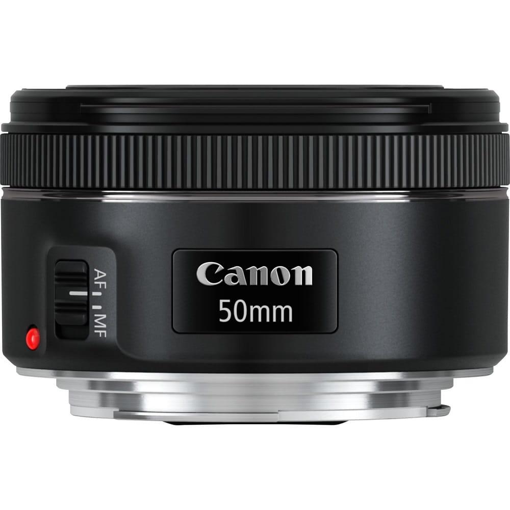 Canon EF 50 mm f/1.8 STM 4549292037692