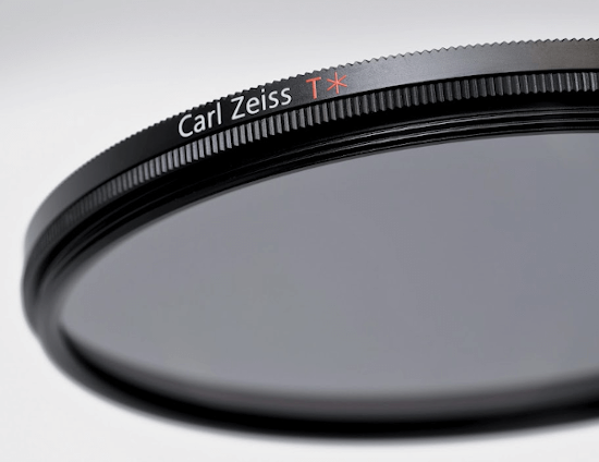 Filtr Carl Zeiss CPL T* 77mm