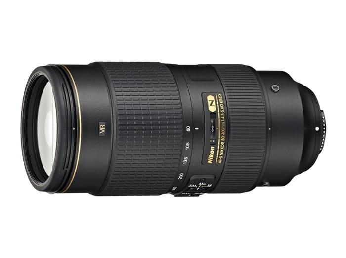 Nikkor Nikon AF-S 80-400 mm f4.5-5.6 G ED VR
