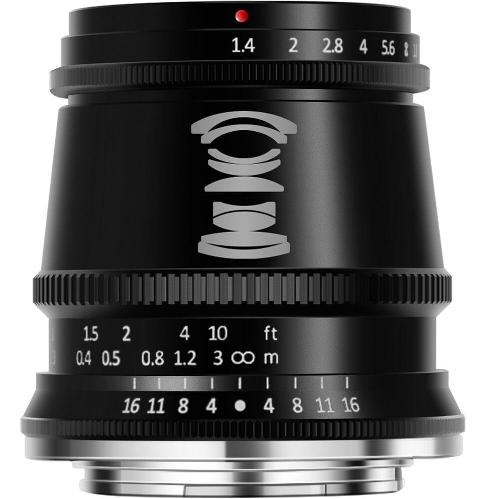 Obiektyw TTArtisan 17mm f1.4 czarny Canon M