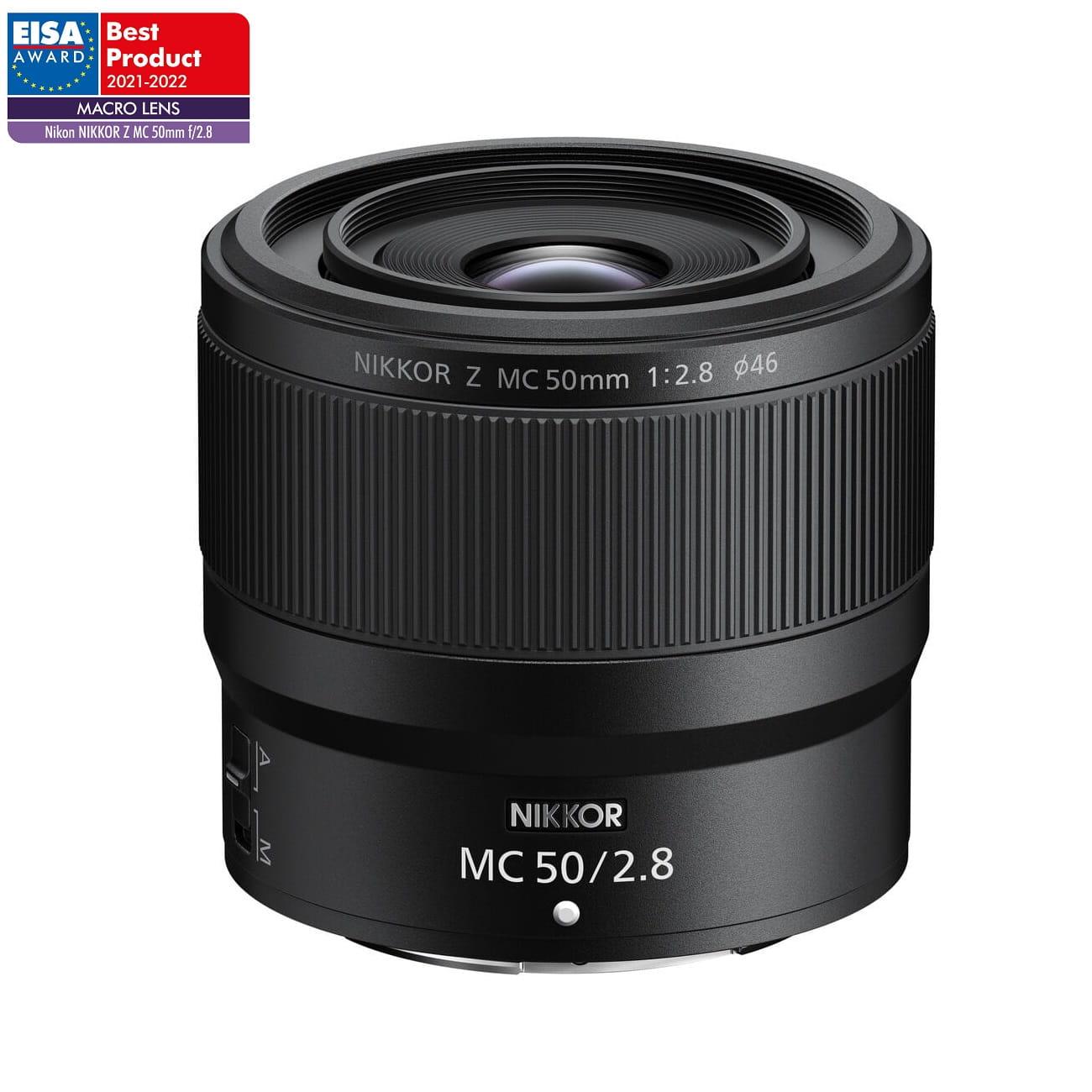 Obiektyw Nikon Nikkor Z MC 50mm f/2.8 | (w magazynie)