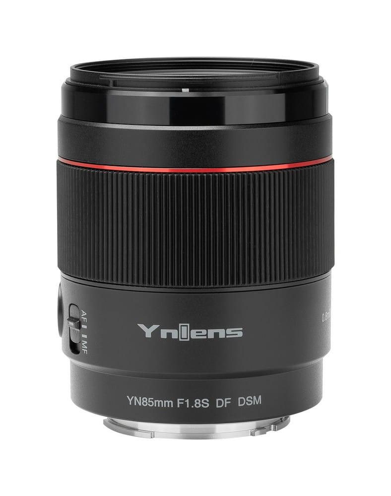 Obiektyw Yongnuo YN 85 mm f/1.8 S DF DSM do Sony E