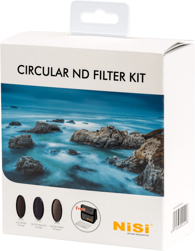 Zestaw filtrów NiSi Circular ND Kit 72mm