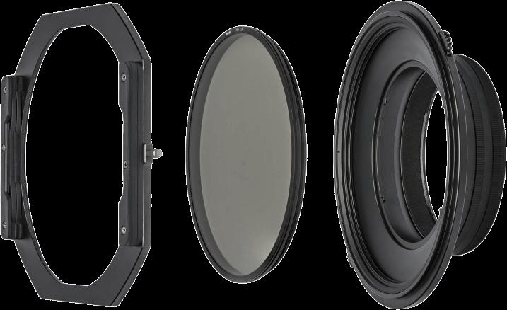 Uchwyt filtra NiSi S5 Kit Nikon 19mm F4 PC