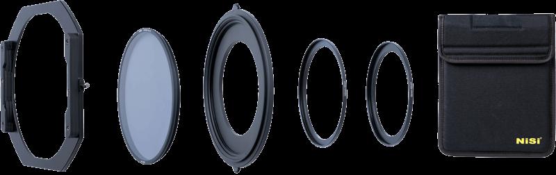 Uchwyt filtra NiSi Filter Holder S5 Kit Landscape 105/95/82mm