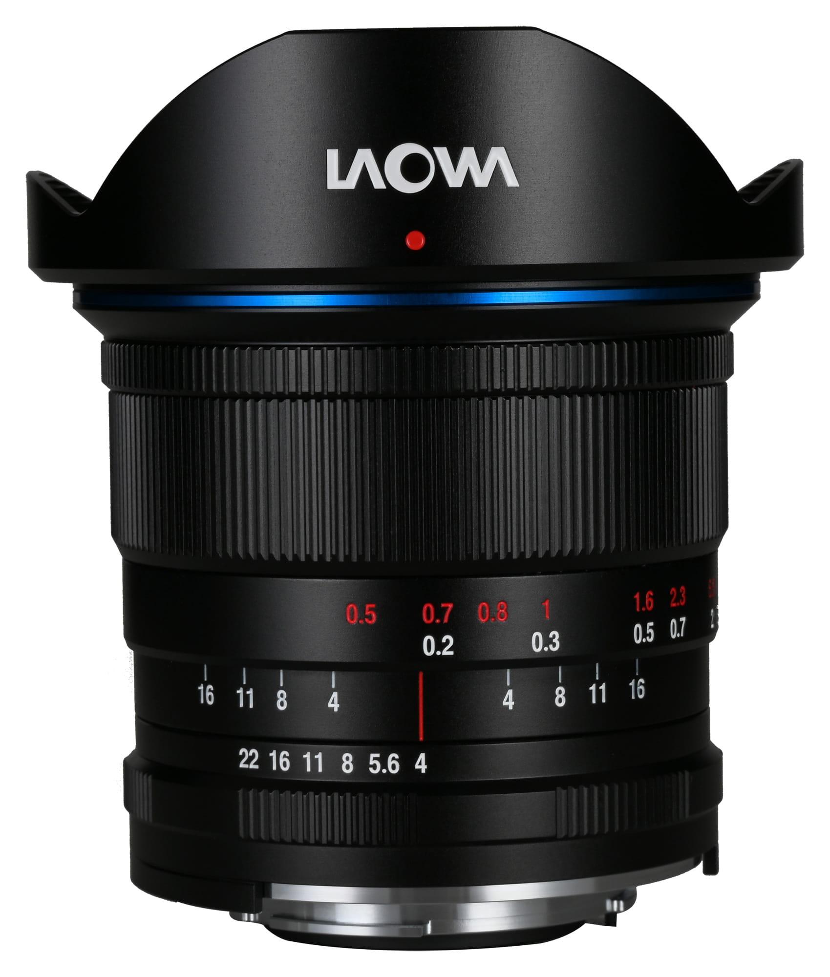 Obiektyw Venus Optics Laowa C&D-Dreamer 14 mm f/4.0 do Nikon F