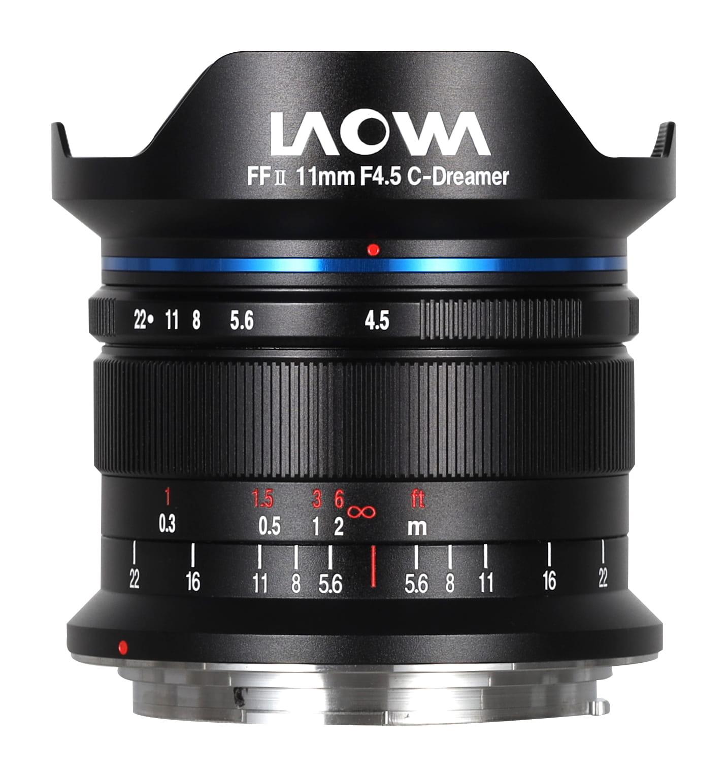 Obiektyw Venus Optics Laowa 11 mm f/4,5 FF RL do Canon RF