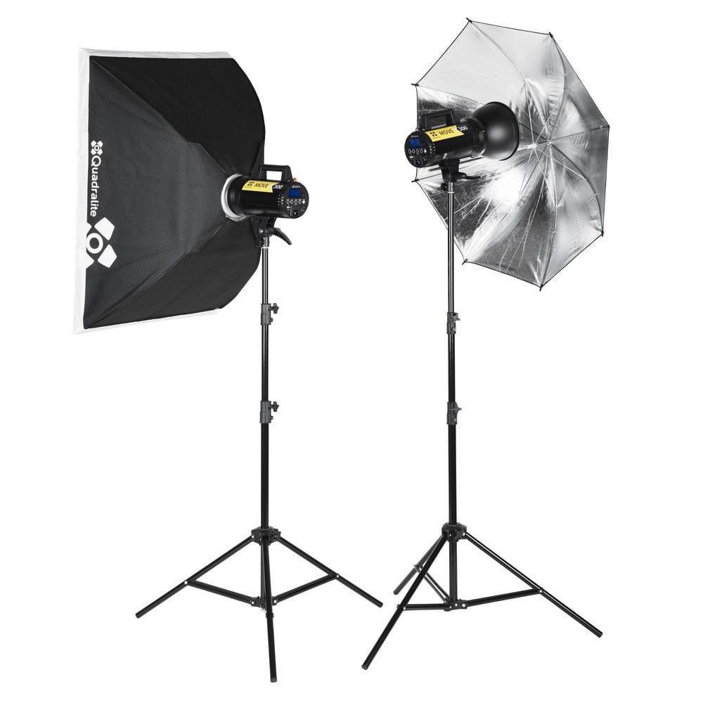 Quadralite zestaw Move X 300 kit