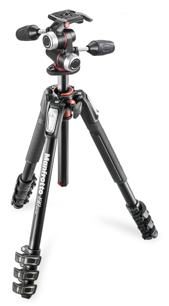 Statyw Manfrotto MK190XPRO4-3W