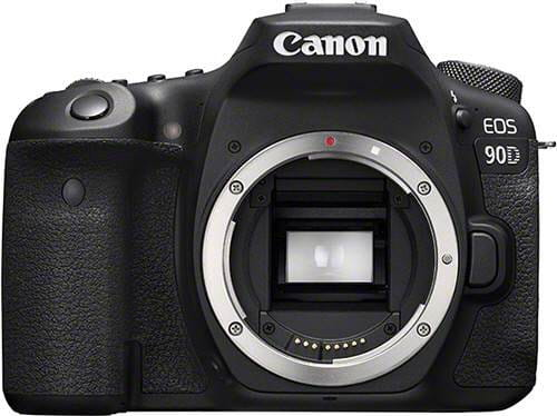 Lustrzanka Canon EOS 90D + cashback 300 zł