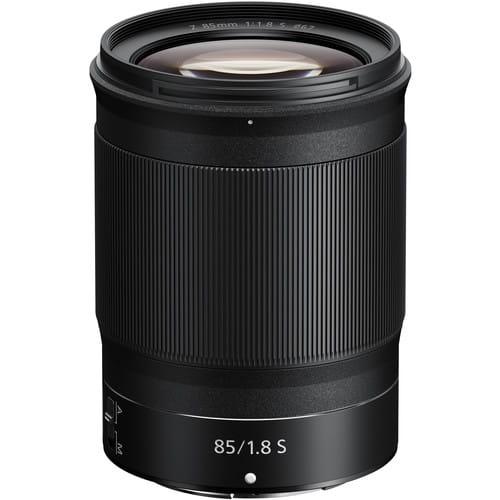 Obiektyw Nikon Nikkor Z 85mm f1.8 S