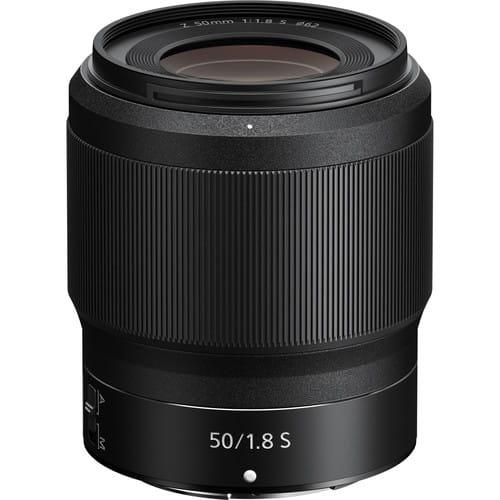 Obiektyw Nikon Nikkor Z 50mm f1.8 S