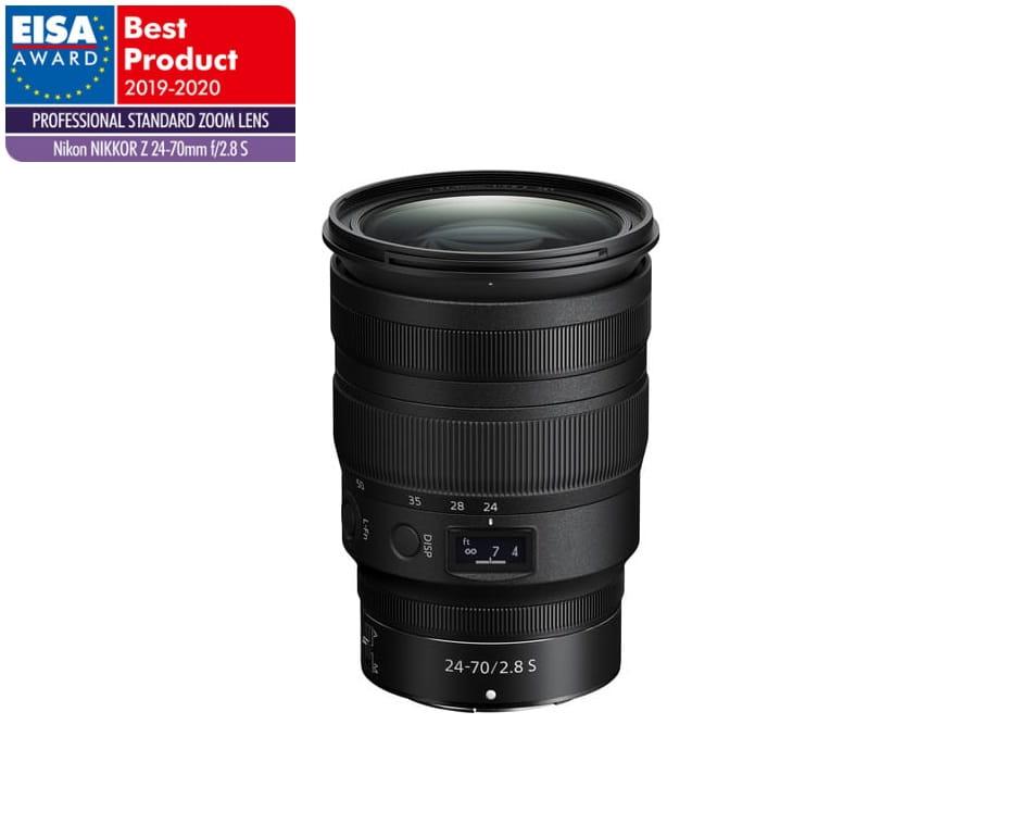 Nikon Nikkor Z 24–70mm f2.8 S