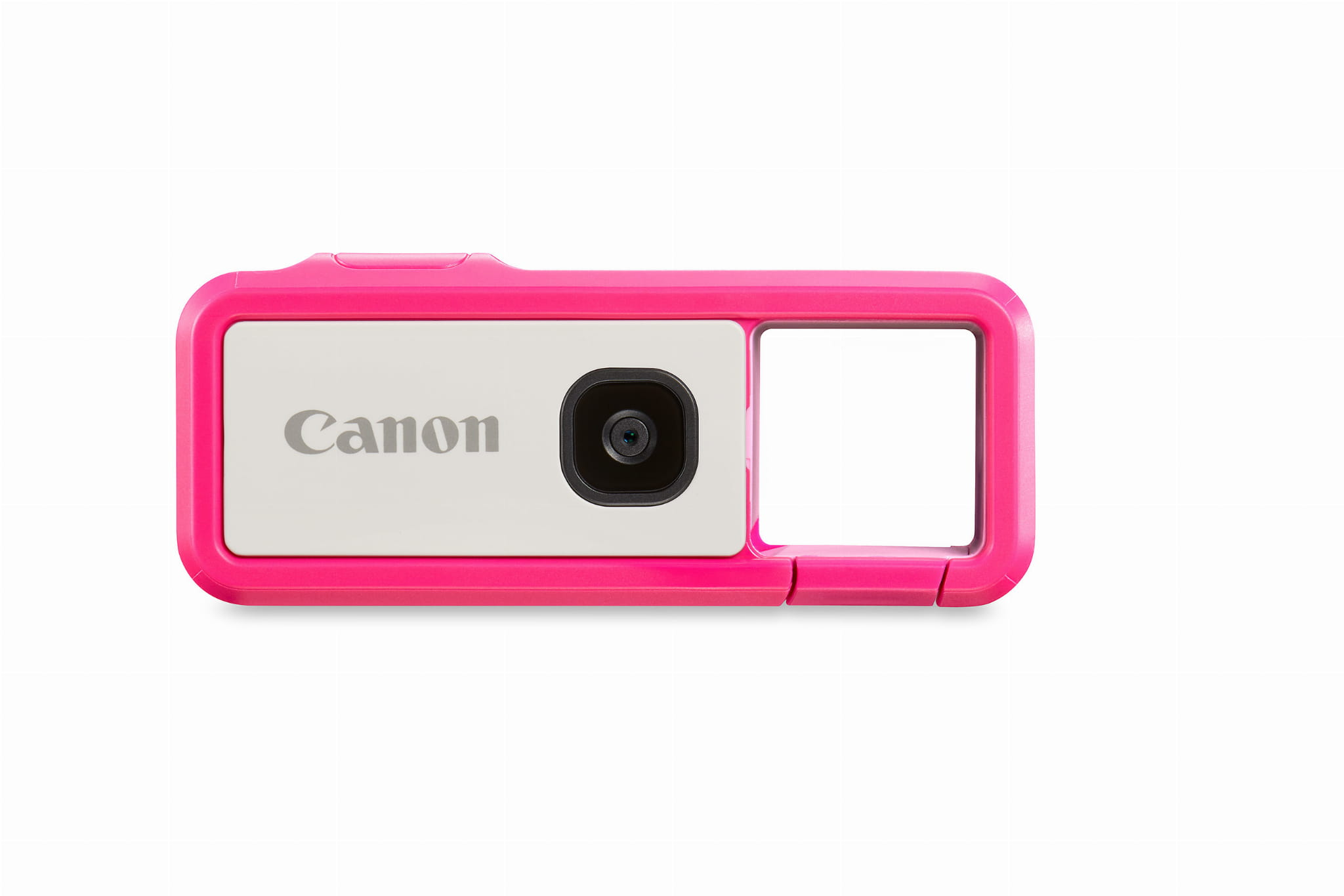 Aparat i kamera sportowa - Canon IVY REC - różowy