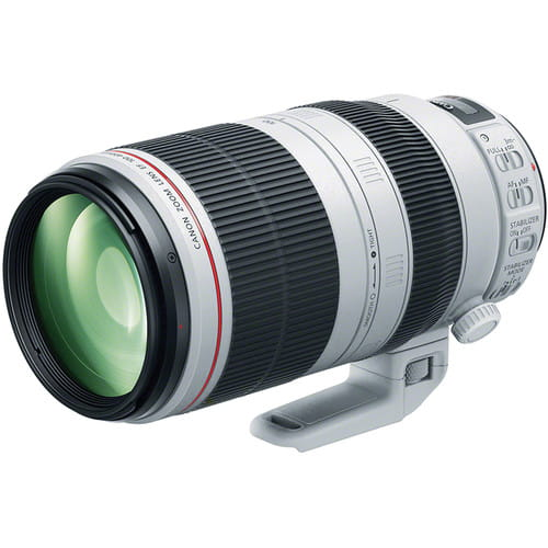 Obiektyw Canon EF 100-400 mm f/4.5-5.6 L IS II USM