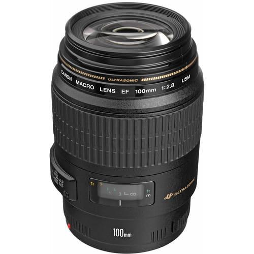 Obiektyw Canon EF 100mm f/2.8 Macro