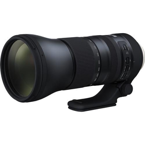 Obiektyw Tamron 150-600mm f/5.0-6.3 Di VC USD G2 Canon EF - 5 lat gwarancji
