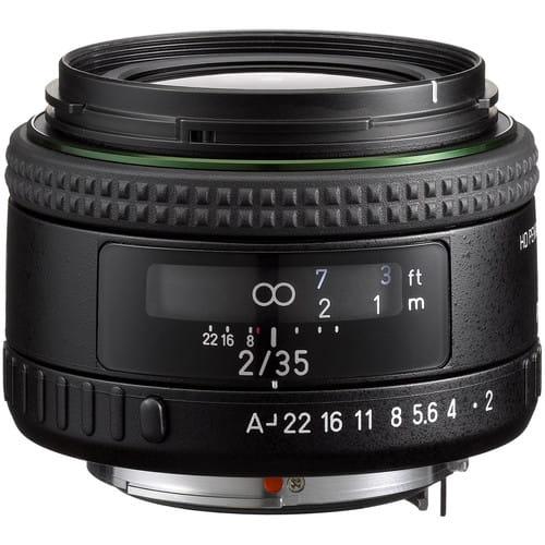 Obiektyw HD Pentax-FA 35 mm f2