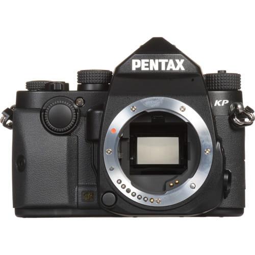 Lustrzanka Pentax KP - body - czarny + obiektyw 35 mm f/2.4 DA SMC AL za 1 zł
