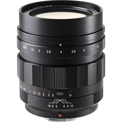 Obiektyw Voigtlander NOKTON 42.5 mm f/0.95 MFT - Micro 4/3