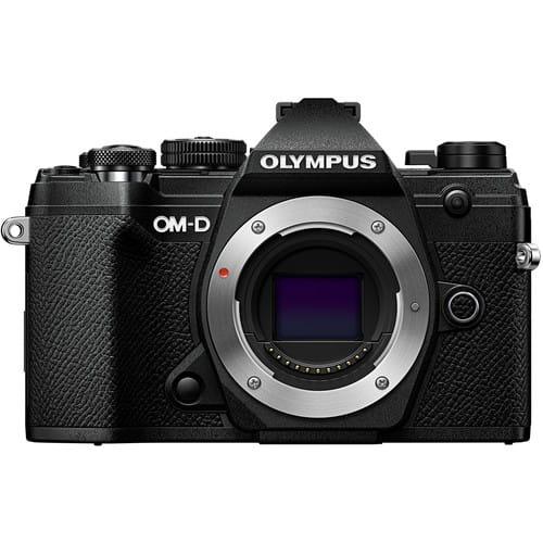 Aparat Olympus OM-D E-M5 Mark III body - czarny + wybrany pasek Olympus gratis + obiektyw 25mm F1.8 i grip ECG-5 gratis