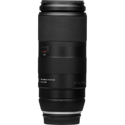 Obiektyw Tamron 100-400mm F/4.5-6.3 Di VC USD - Canon - 5 lat gwarancji