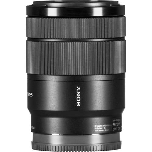 Obiektyw Sony E 18-135 mm f/3.5-5.6 / APS-C SEL18135