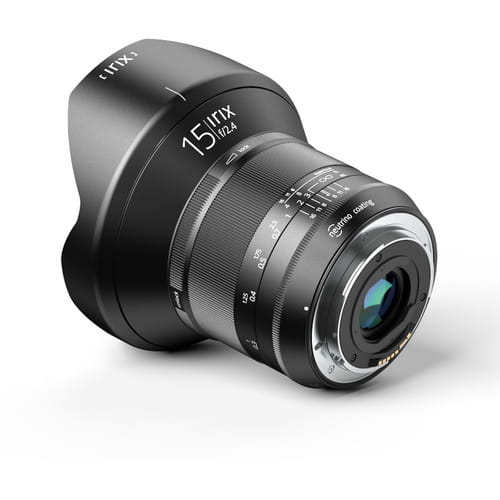 Obiektyw Irix 15mm f/2.4 Blackstone do Nikon