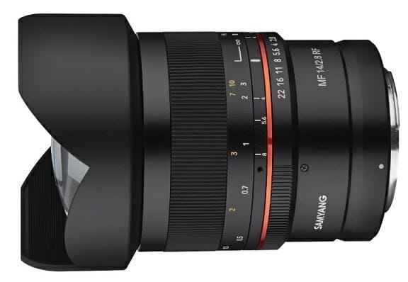 Obiektyw Samyang MF 14mm F2.8 Canon RF