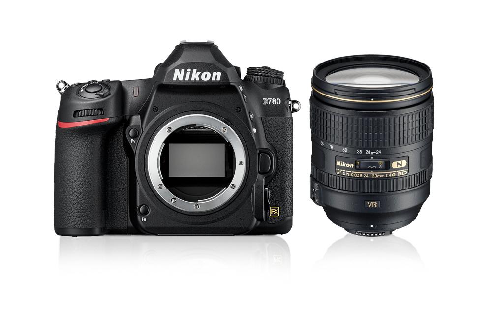 Nikon D780 + AF-S 24-120mm f4