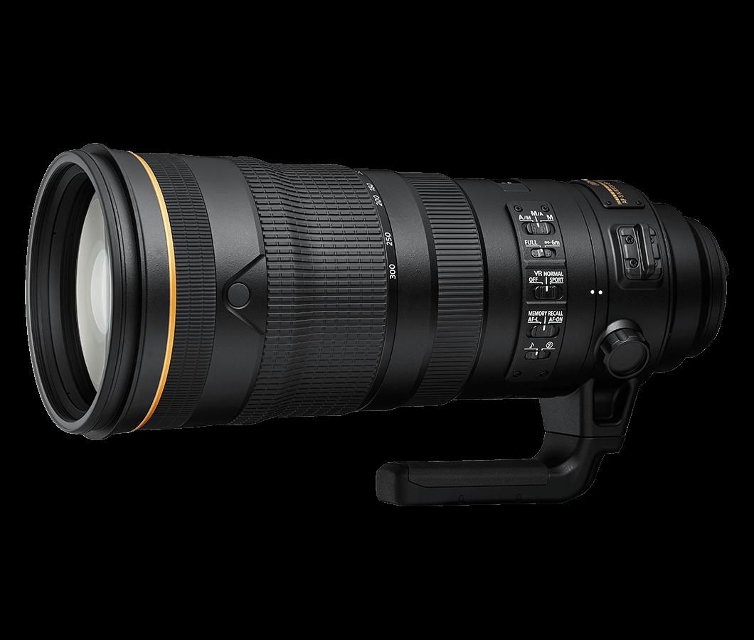 Teleobiektyw Nikon Nikkor AF-S 120-300mm f2.8E FL ED SR VR